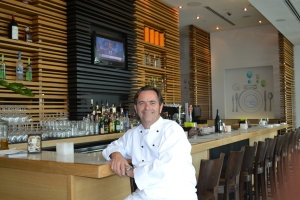 No bar que ele criou para o Zuchero, hoje Tutto's Mare