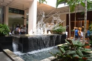 Shopping Bal Harbour em Miami. Foto de Carla Guarilha
