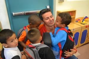 Alexandre agora deve voltar aos seus alunos e ao programa de inclusão que criou. Foto de Carla Guarilha