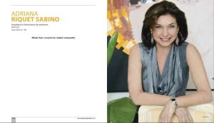 """Foto oficial, de Dora Franco. Cortesia """"100 Latinos"""""""