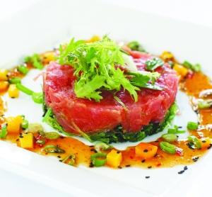 Tartar de tuna