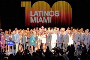 """Cortesia """"100 Latinos"""""""