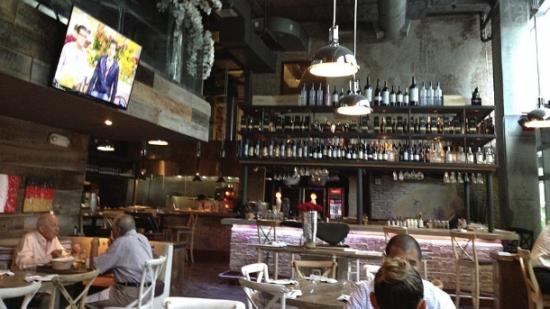 Gastrobar Perfecto é sucesso em Miami, na região da Brickell, em Downtown (Foto: Chris Delboni)