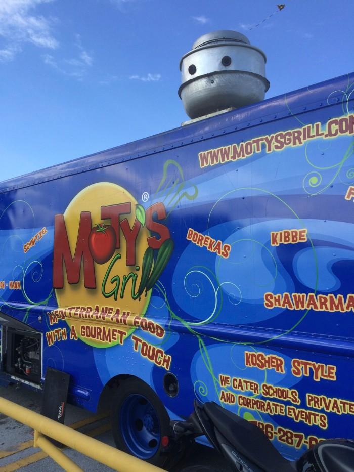 Divulgação: Motysgrill and Miamifoodtrucksevents