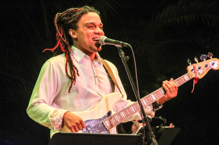 O músico carioca Diogo Brown, que faz sucesso na trilha da novela 'Babilônia'.  Foto: Marisa Arruda Barbosa.